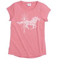 Carhartt Boy's Aztec Horse Short-Sleeve T-Shirt