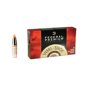Federal Premium Vital-Shok 300 WSM 180 Grain Trophy Bonded Tip Rifle Ammo (20)