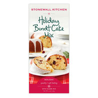 Stonewall Kitchen Holiday Bundt Cake Mix, 27 oz.