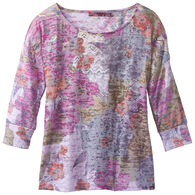 prAna Women's Bouquet Long-Sleeve Shirt