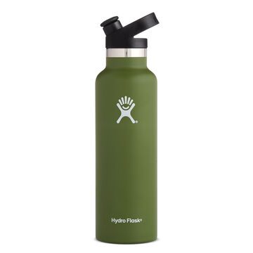 Hydro Flask 21 oz. Standard Mouth Insulated Bottle w/ Sport Cap