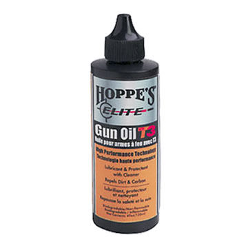 Hoppes Elite Gun Oil Lubricant - 2 oz.