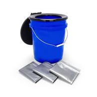Camco Toilet Bucket w/ Seat Kit
