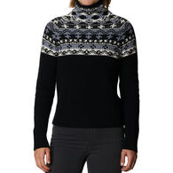 Columbia Women's Pine Street Jacquard Pullover Long-Sleeve Shirt