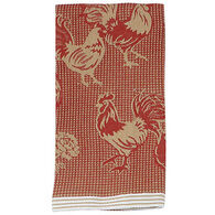 Kay Dee Designs Rooster Jacquard Waffle Towel