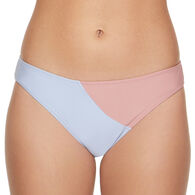 Sol Collective Women's Block Hipster Swimsuit Bottom