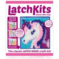 Kahootz Toys LatchKits Unicorn Latch Hook Kit