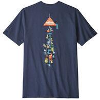Patagonia Men's Partyledge Responsibili-Tee Short-Sleeve T-Shirt