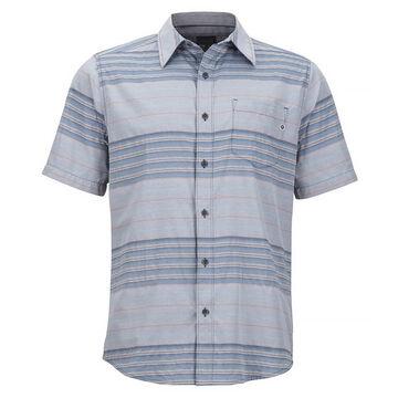Marmot Mens Barnabe Short-Sleeve Shirt