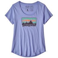 Patagonia Women's Solar Rays '73 Scoop Short-Sleeve T-Shirt