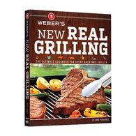 Weber's New Real Grilling Cookbook