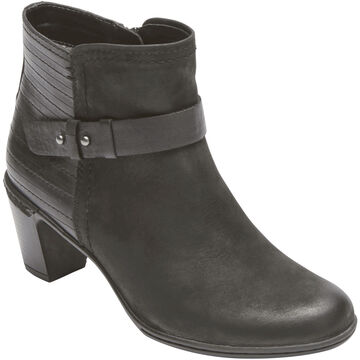 Cobb Hill Womens Rashel Buckle Bootie