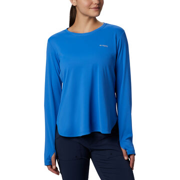 Columbia Womens PFG Zero Long-Sleeve Shirt