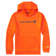 Carhartt Boys' Force Logo Sweatshirt