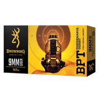 Browning BPT Performance Target 380 Auto 95 Grain FMJ Handgun Ammo (50)