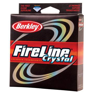 Berkley FireLine Fused Crystal Fishing Line - 125 Yards
