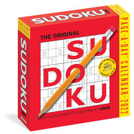 The Original Sudoku 2022 Page-A-Day Calendar by Editors at Nikoli