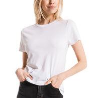 Z Supply Women's Perfect Crew Neck Short-Sleeve T-Shirt