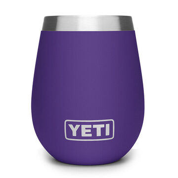dc997574e66 Images. YETI Rambler 10 oz. Stainless Steel Vacuum Insulated Wine Tumbler