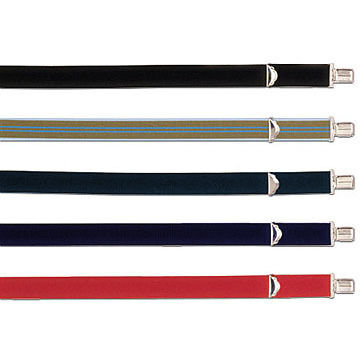 Jackster Mens 50 Work Suspenders with Metal Clips