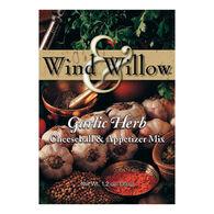 Wind & Willow Garlic Herb Cheeseball & Appetizer Mix