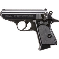 "Walther PPK Black 380 ACP 3.3"" 6-Round Pistol"