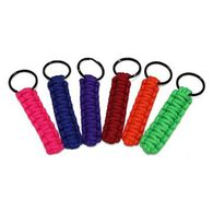 Bison Designs S3 Survival Paracord Zipper Pull / Key Fob