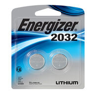 Energizer Lithium 2032 Battery - 2 Pk.