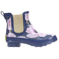 Western Chief Women's Blushing Blooms Chelsea Rain Boot