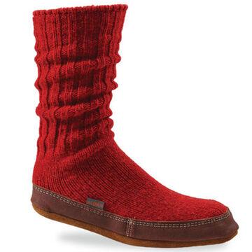 Acorn Unisex Ragg Wool Slipper Sock