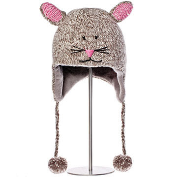 Knitwits Boys & Girls Mimi The Mouse Animal Hat