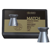JSB Match Diabolo Match Premium Series Middle Weight 177 Cal. 8.02 Grain Air Gun Pellet (200)