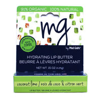 Mad Gab's MG Signature Coconut Lime Lip Butter