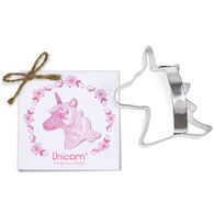 Ann Clark Tin Cookie Cutter - Unicorn