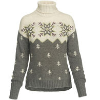 Woolrich Women's Snowfall Valley Sweater