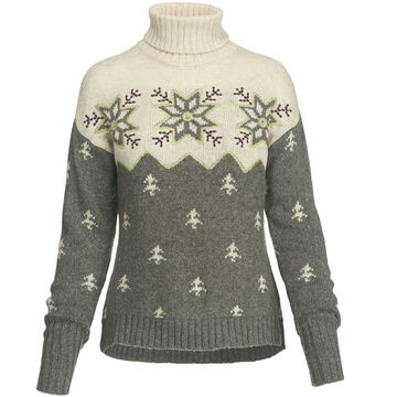 Woolrich Womens Snowfall Valley Sweater