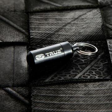 True Utility CashStash Key Ring Cash Capsule