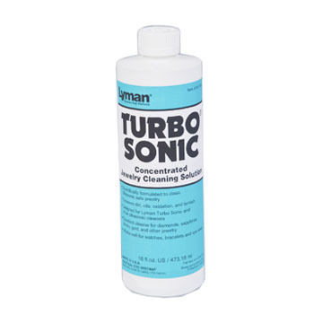 Lyman Turbo Sonic Jewelry Cleaning Solution