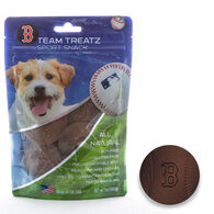 Pets First Boston Red Sox Team Treatz Dog Snack - 7 oz.
