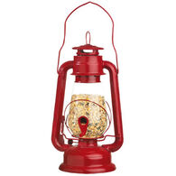 Outside Inside Hurricane Lantern Bird Feeder