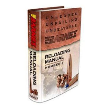 Barnes Reloading Manual Number 4 by Barnes