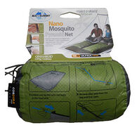 Sea to Summit Nano Mosquito Pyramid Net Shelter w/ Insect Shield