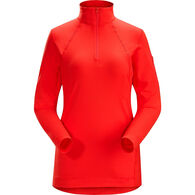 Arc'teryx Women's Rho LT Zip Neck Jacket