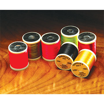 Hareline Danville Flymaster Plus Thread Fly Tying Material