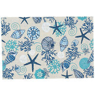 Kay Dee Designs Blue Shells Placemat