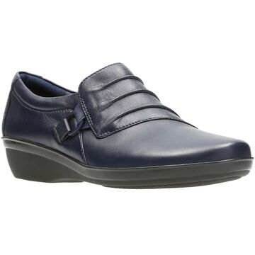 Clarks Womens Everlay Heidi Monkstrap Shoe