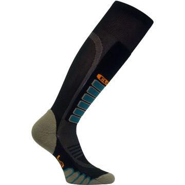 Eurosock Mens Silver Supreme OTC Sock