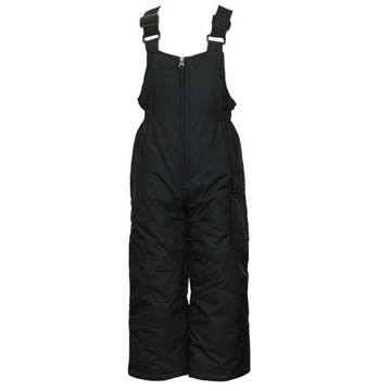 Rawik Boys & Girls Cargo Insulated Bib Pant