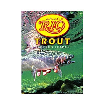 RIO Trout Knotless Tapered Leader