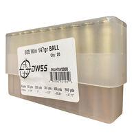 Dogwood Shooting Supply 308 147 Grain Ballistic Rifle Ammo (20)